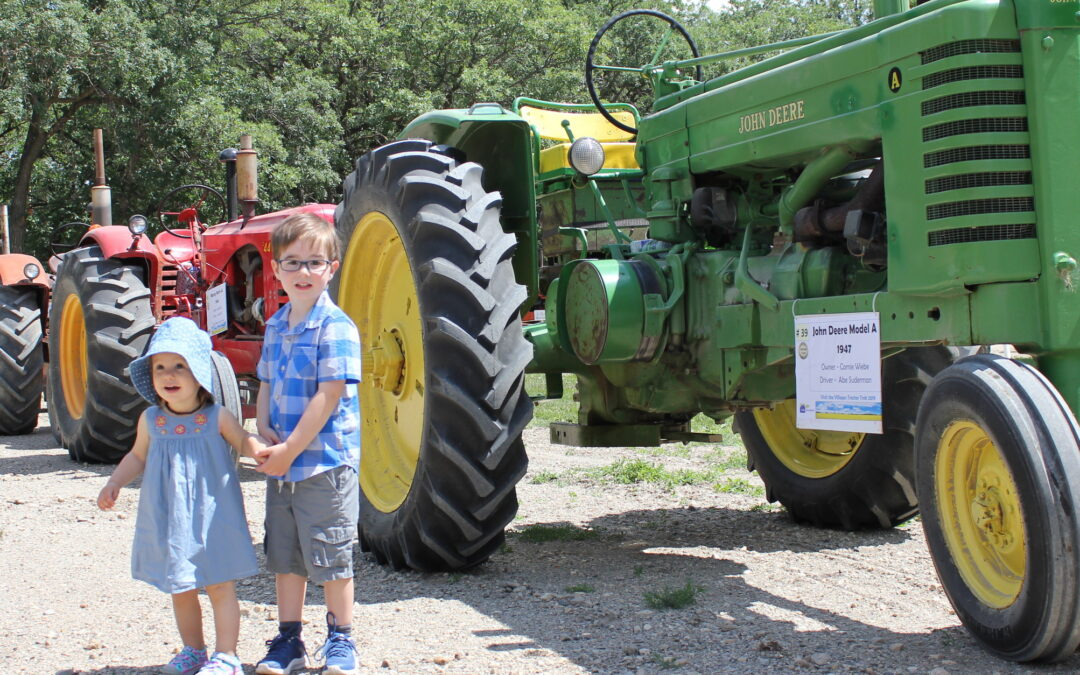 Visit the Villages Tractor Trek